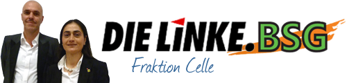 DIE LINKE/BSG Stadtratsfraktion Celle - Wir in Celle!